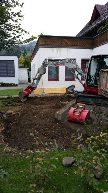 Umgestaltungen von Rabatten und Gärten sowie Neubepflanzungen